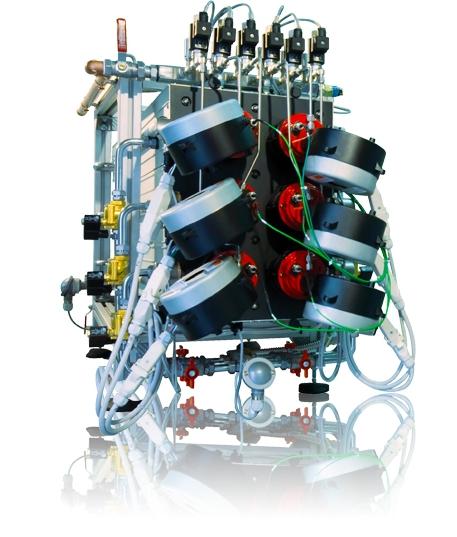 Водородный котел схема
